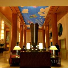 ぬいば/イクスピアリからの/ディズニーホテルロビー/ディズニーホテルラウンジ/ディズニーアンバサダーホテル/ディズニーリゾートホテル/... 昨日、イクスピアリからの、ディズニーアン…(2枚目)