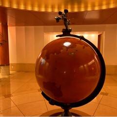 ぬいば/イクスピアリからの/ディズニーホテルロビー/ディズニーホテルラウンジ/ディズニーアンバサダーホテル/ディズニーリゾートホテル/... 昨日、イクスピアリからの、ディズニーアン…(6枚目)