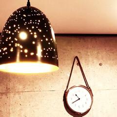 カインズホーム/照明器具/照明/インテリア/子供部屋 長男の部屋の照明器具を新調しました♡