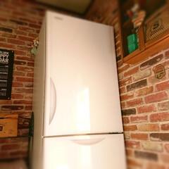 ヤマダ電機/冷蔵庫買い替え/冷蔵庫/フォロー大歓迎/LIMIAファンクラブ/LIMIAインテリア部/... 日曜日、 新しい冷蔵庫届きました(*´ω…(1枚目)