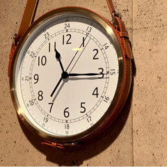 子供部屋インテリア/子供部屋/長男の部屋/壁掛け時計/お値段以上ニトリ/お値段以上/... 長男の部屋の壁掛け時計が壊れていたので……