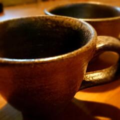 手作り体験/コーヒーカップ/お気に入り/手作り/食器/ロクロ体験/... 私の実家は、焼き物で有名な町にありまして…