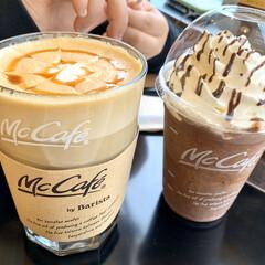 宇都宮市文化会館/美味しい/まったりカフェ/栃木県高等学校音楽祭/長男くんを送ったあとに/チョコフラッペ/... おはようございます(*´꒳`*) 長男く…