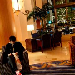 ぬいば/イクスピアリからの/ディズニーホテルロビー/ディズニーホテルラウンジ/ディズニーアンバサダーホテル/ディズニーリゾートホテル/... 昨日、イクスピアリからの、ディズニーアン…(5枚目)