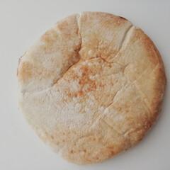 ケイジャンチキン/kaldi/コストコ購入品/コストコ/ピタパン/おうちごはん/... 今日のランチ🍴💕 コストコのピタパンです…(3枚目)