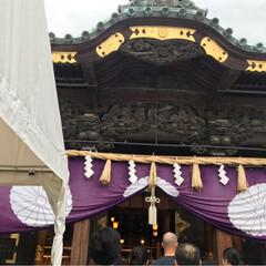 夏祭り/三嶋大社/至福のひととき/LIMIAおでかけ部/おでかけ 昨日から始まりました。 三嶋大社のお祭り…