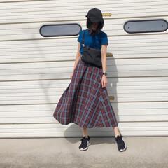 サコッシュ/キャップ/UNIQLO/ユニクロ/ジーユー/GU/... GUの390円スカート♪ *** 🧢ベー…