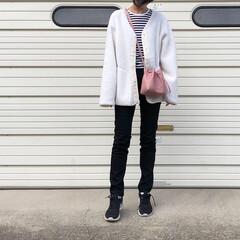 デニム/UNIQLO/無印良品/GU/ファッション 今年豊作のボアアイテム♪ GUのメンズで…(1枚目)