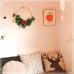 クリスマス雑貨/夕陽/秋/インテリア/クリスマス/ニトリ/... ご無沙汰してます。 今日は、少し体調が良…