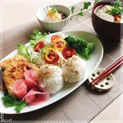 朝ごはん/ワンプレート/フード/おうちごはん お早うございます!(^-^) 土曜日 ゆ…