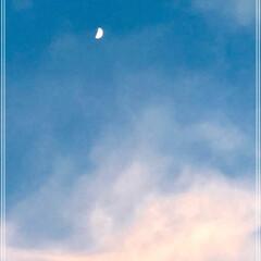 夕焼 19:00 から  移り変わる 空