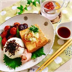 朝ご飯/時短/節約/フード/おうちごはん/ワンプレート 朝ご飯は、簡単に 美味しく しっかり 食…