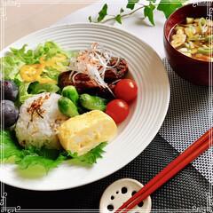 朝ごはん/秋刀魚/フード/おうちごはん 今日の 朝ごはんは  秋刀魚の 唐揚げご…