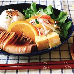 朝ご飯/ワンプレート/フード/おうちごはん おはようございます!🌻  本日の 朝ご飯…