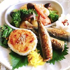 朝ご飯/ワンプレート/フード/おうちごはん 日曜日 ゆっくりの 朝ご飯 作りたくない…