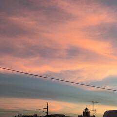 夕焼け 夕焼け 🌆  10分から15分の出来事 …(4枚目)