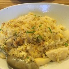中華/炒飯/フード/グルメ タケノコの炒飯 💕