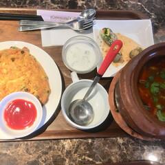 トムヤムクン/タイ料理/グルメ/フード こんな暑い日は、タイ🇹🇭料理が食べたい😘…