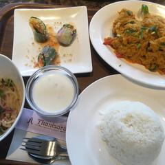 タイ料理/おでかけ/フード/グルメ タイ料理 プーニンパッポンカリー  ソフ…