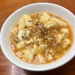 中華/おうちごはん 今日の晩御飯は中華  レンコンと鶏肉の黒…(2枚目)