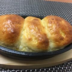 手作りパン/パン 私はパン派🍞🥐🥖🥪です😘  毎日 朝食は…(3枚目)