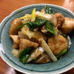 鶏球飯/中華/わたしのごはん/グルメ/フード/ハンドメイド 今日のお昼  🎶 鶏球飯  🐓 最近は中…