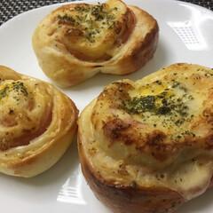 手作りパン/パン 私はパン派🍞🥐🥖🥪です😘  毎日 朝食は…(2枚目)