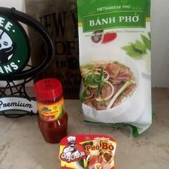 フォー/ベトナム料理/LIMIAごはんクラブ/おうちごはんクラブ/わたしのごはん 今日はベトナム🇻🇳の食材屋さんに行ってき…