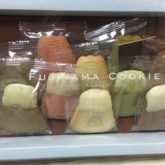 クッキー/フード/グルメ 静岡のお土産💕  フジヤマクッキー🍪 美…