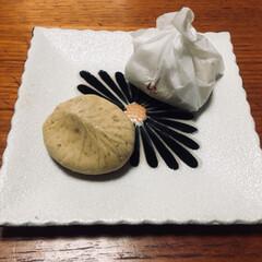 栗きんとん/フード/スイーツ 実家から 和菓子が届きました 🌰 栗きん…