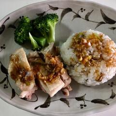 カオマンガイ/おうちごはん/グルメ/フード/ハンドメイド カオマンガイ  タイ🇹🇭料理のお店で食べ…