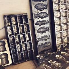 おでかけ/フード/スイーツ/キッチン雑貨 クッキーやチョコレートの金型 💕 ケーキ…