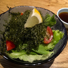 沖縄料理/LIMIAおでかけ部/おでかけワンショット 沖縄料理を食べに行ってきました 🚗 海ぶ…