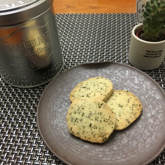 クッキー/スイーツ 紅茶のクッキー🍪  yuugaoさんに教…