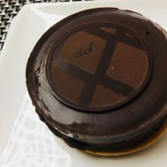 チョコ/バレンタイン/フード バレンタインチョコ🍫 我慢できずに 食べ…