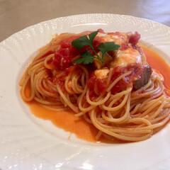 ランチ/イタリアン/おでかけ/わたしのごはん 今日はお友達とイタリアンのランチに行って…