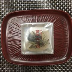 栗きんとん/和菓子/グルメ/フード/スイーツ 苗木城伝説  🏯  栗きんとんがお餅の中…