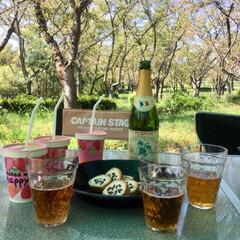 アウトドア/バーベキュー/LIMIAおでかけ部/わたしのごはん 今日は近くの公園でバーベキューをしました…