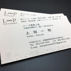 ロゴ/デザイン/名刺 名刺 ロゴデザイン