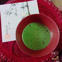 みんなにおすすめ 竹林の景観の中でお抹茶🤗
