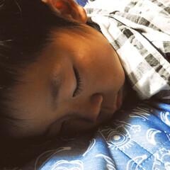 チューの嵐/オヤスミ3秒/スヤスヤ/おやすみなさい/寝顔  あ~可愛いっ 寝てる時が一番カワイー(…