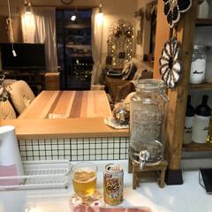 チワワのコマ/チワワ/ドリンクサーバー/お酒好き/お酒/お家ごはん/... こんばんわ。  今日は広告の品の豚バラブ…