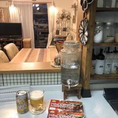 お酒好き/トップバリュー/ハヤシライス/100均/DIY/キッチン収納/... こんばんわ。  ハヤシライス〜。  基本…