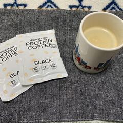 置き換えダイエット/朝食コーヒー 朝のコーヒータイムに飲んでみました。  …