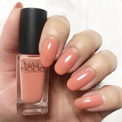 プチプラコスメ/ドラコス/プチプラネイル/nailholic/ネイルホリック/ママファッション/... セルフネイル💅  nail holic …