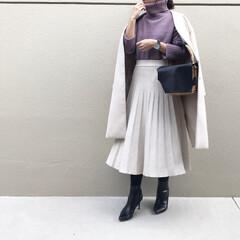 30代コーデ/30代ファッション/韓国ファッション/韓国通販/プチプラファッション/プチプラコーデ/... コーデ   暖かかったり寒かったり… 着…