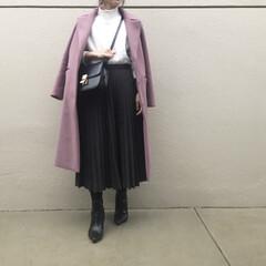 韓国通販/韓国ファッション/プチプラコーデ/オーバーサイズハイネックチュニック/GU/30代コーデ/... シンプルでお洒落な韓国通販サイトにハマり…