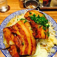 グルメ/ラーメン/令和元年フォト投稿キャンペーン/令和の一枚/フォロー大歓迎/至福のひととき/... ラーメン! ここの肉は少し濃い目の味付け…