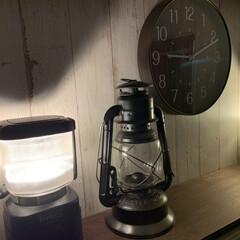 オシャレ/照明器具/ジェントス/LEDランタン/ルームライト ルームライトにはLEDランタンのオシャレ…(3枚目)