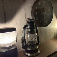 オシャレ/照明器具/ジェントス/LEDランタン/ルームライト ルームライトにはLEDランタンのオシャレ…(4枚目)